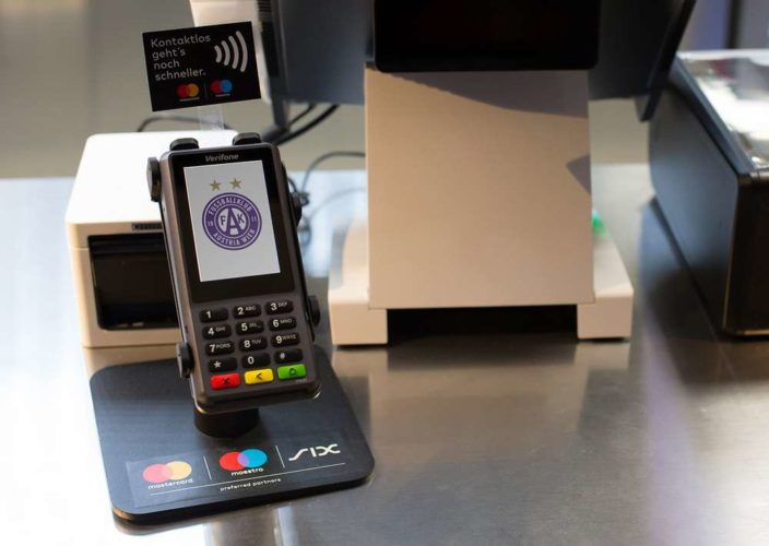 SIX Payment Services and Mastercard enable new Generali Arena in Vienna to go completely cashless