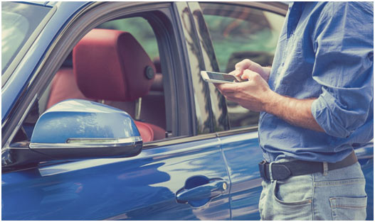 How Would You Unlock Your Car via a Smartphone App