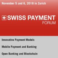 Swiss Payment Forum 2018
