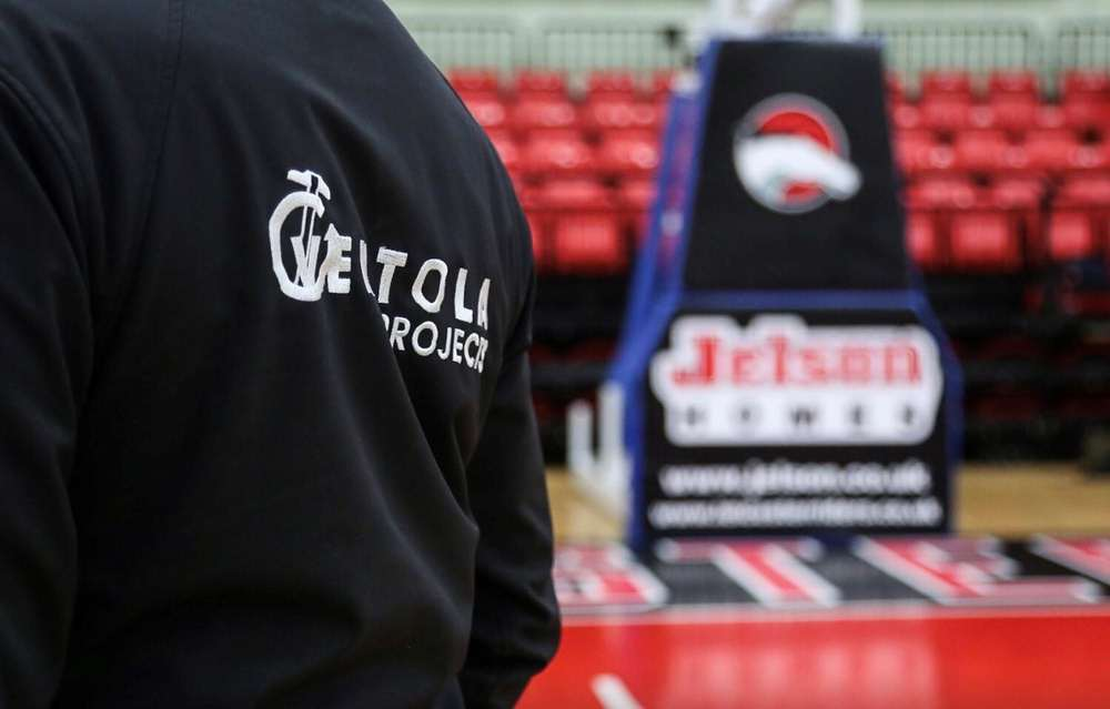 Ventola Leicester Riders