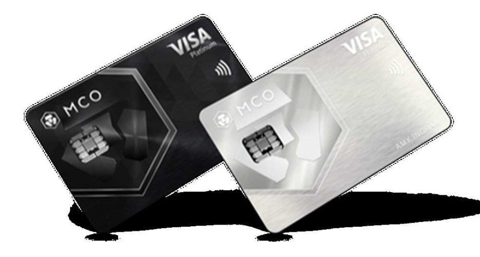 cryptocoms mco unveils new visa card portfolio and mco private a bespoke cryptocurrency concierge - Metal Visa Card