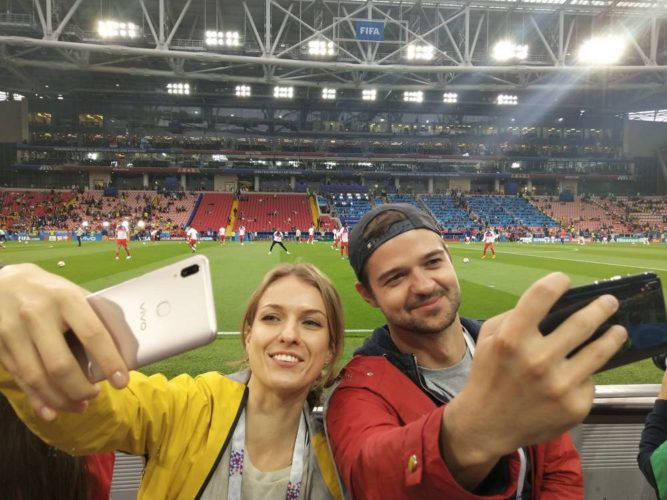 Vivo caps extraordinary My Time, My FIFA World Cup(TM) campaign in Russia