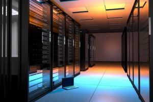 Don't panic, it's on the mainframe: financial services and cloud computing