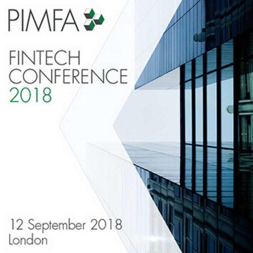 PIMFA FinTech Conference 2018