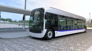 Alstom and Forsee Power announce collaborationto supply batteries for Aptis electric buses