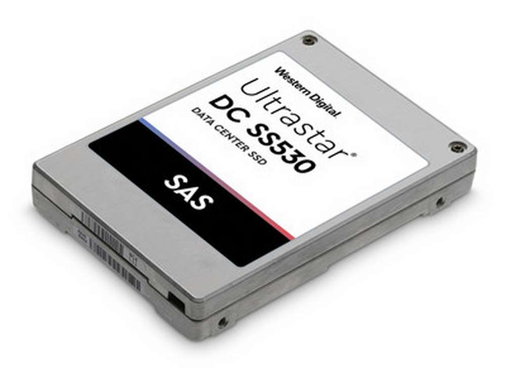 Western Digital Introduces New Dual-port SAS SSD for Servers and Storage Arrays With Best-in-class Performance