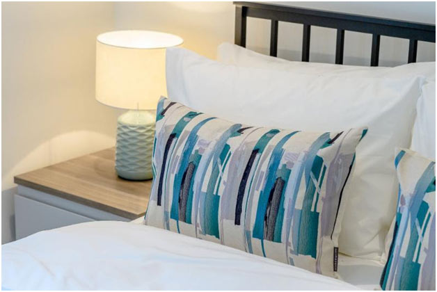 2 bedroom furnished Landsby apartment