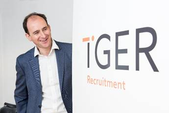 David Morel, CEO and Founder of Tiger Recruitment