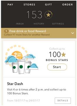bonus stars