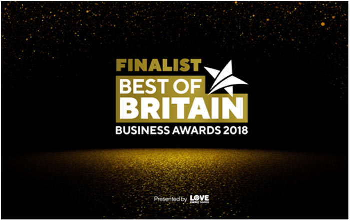 Love Energy Savings announces shortlist for Best of Britain Business Awards