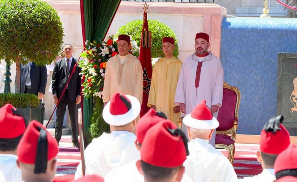 African Development Bank President attends Morocco's Fête du Trône celebrations