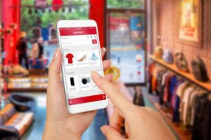 How in-store tech is changing the high street