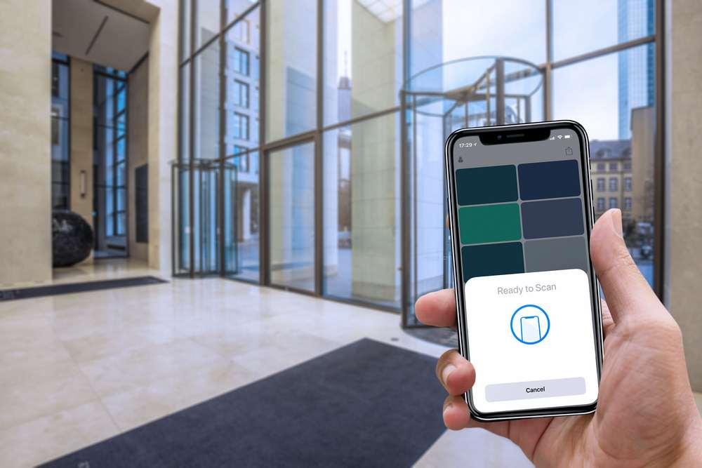 Stanley Security Launches Stanley Onedoor Smartphone Based Access Control System With Uk Startup Doordeck