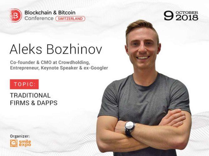 Aleks Bozhinav