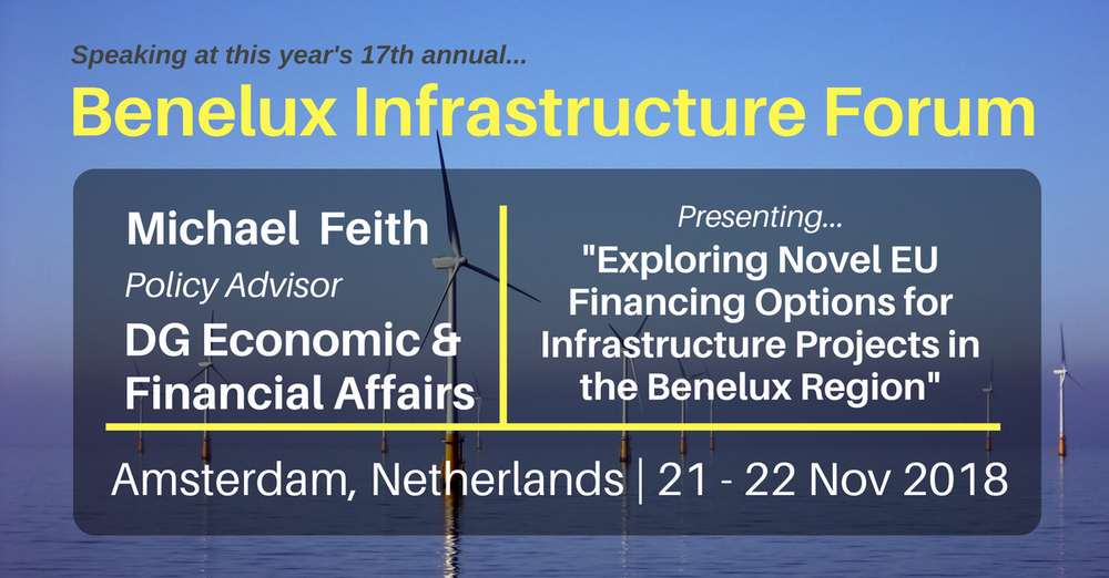 Ørsted Announce Plans for Offshore Wind Farm to Power 1 Million Homes, ahead of speaking at Benelux Infrastructure Forum 2018