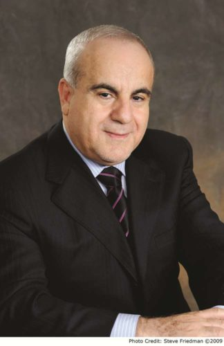Ghazi Abu Nahl, Founder and Chairman of Nest Investments (Holdings) Ltd