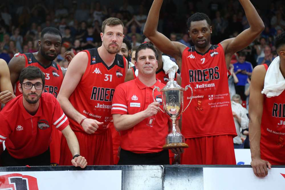 Leicester Riders League Champions