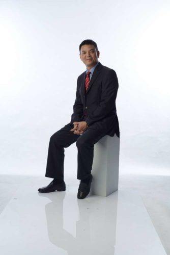 Mr. Pornchai Padmindra, Senior Executive Vice President, Wholesale Banking Head, CIMB Thai Bank Public Company Limited