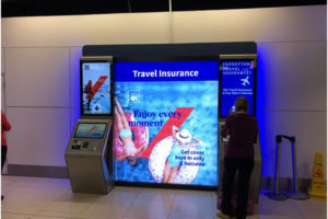 On the fly: new partnership allows travellers to buy last minute insurance at the airport