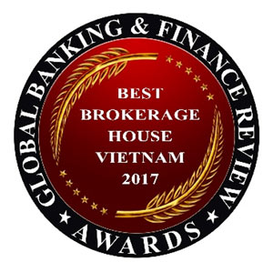 GLOBAL BANKING & FINANCE REVIEW NAMES BAO VIET SECURITIES JOINT STOCK COMPANY BEST BROKERAGE HOUSE VIETNAM 2017 AND BEST EQUITY HOUSE VIETNAM 2017