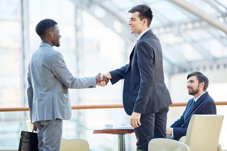 Trust in business: A Q&A with Ghazi Abu Nahl