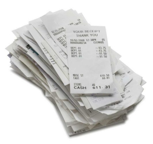 It's time to bin receipts: ParcelHero calls for an end to wasteful paper receipts