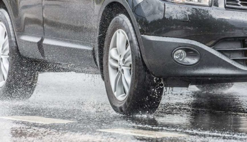 13% of driversuse dangerous summer tyres in autumn rain: Nokian Tyres' SnapSkan service reveals the truth about tyres' condition