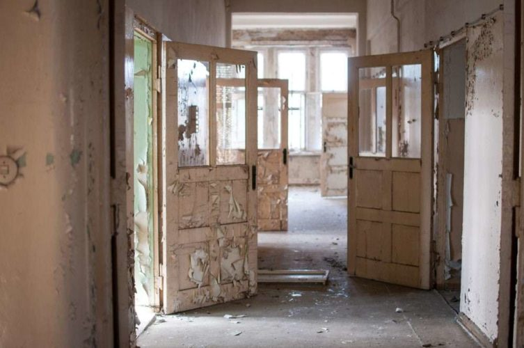Are abandoned properties a good investment for developers?