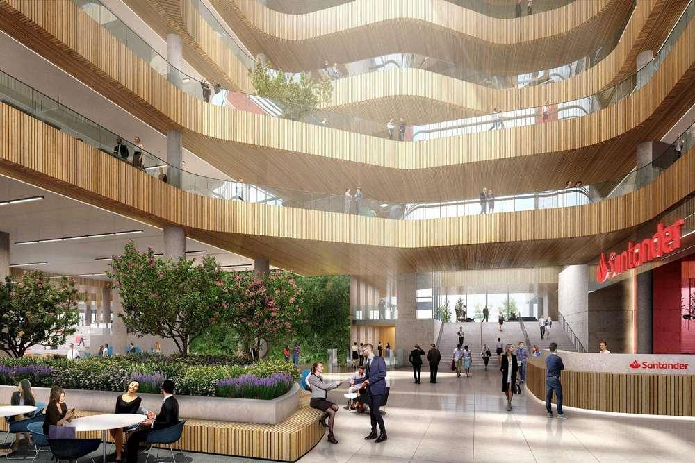 LOM selected to design new Santander UK technology hub