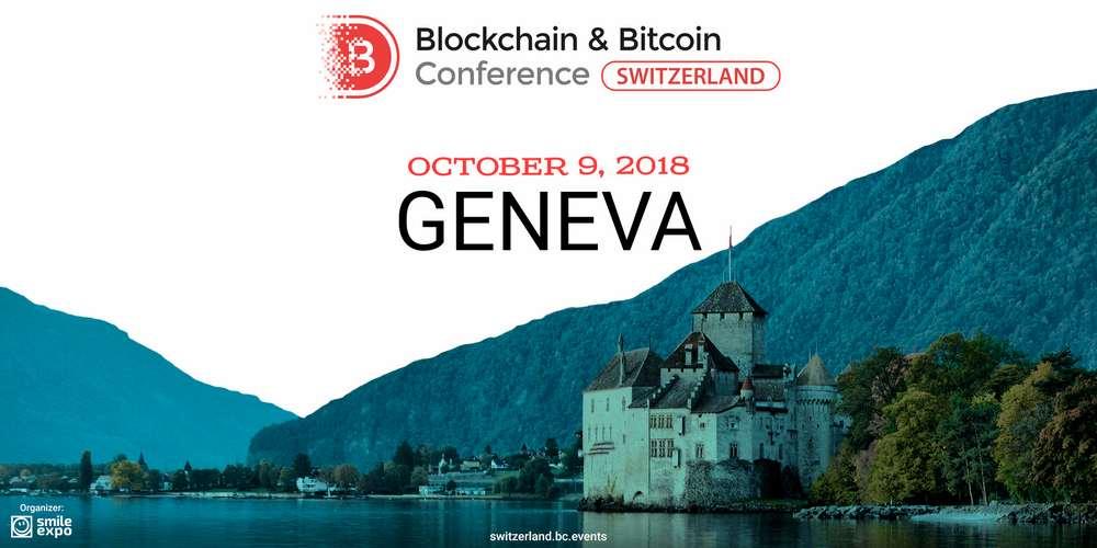Blockchain& Bitcoin Conference Switzerland