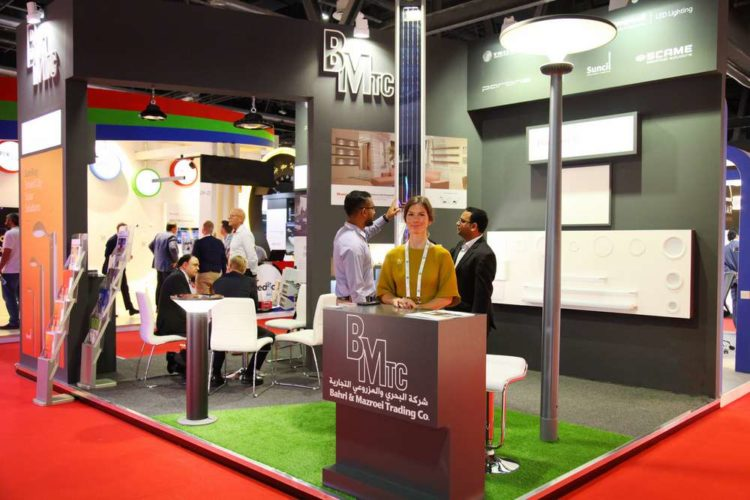 BMTC to showcase advanced lighting systems and solutions at Light Middle East