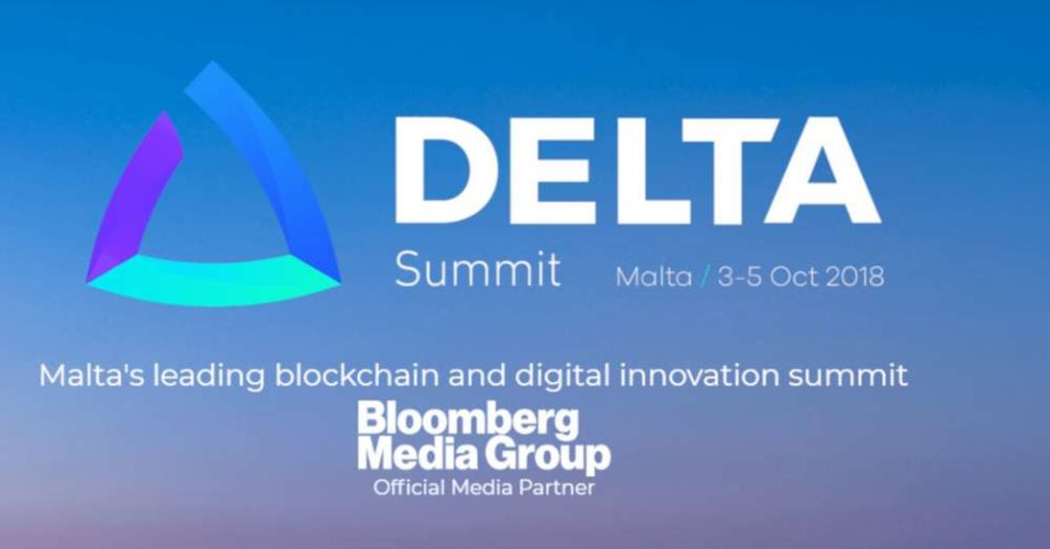 Delta Summit launch: the Maltese government's official blockchain event