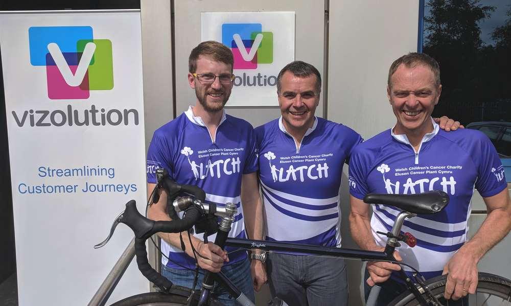 Vizolution Cyclists
