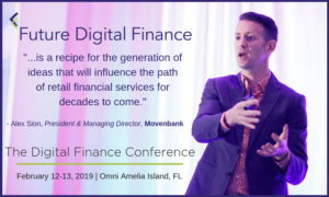 Future Digital Finance 2019