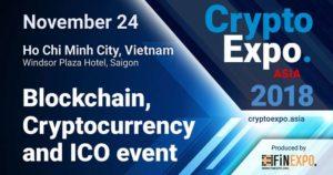 CryptoExpoAsia Vietnam