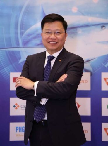 Mr. Nguyen Hung the CEO of TPBank