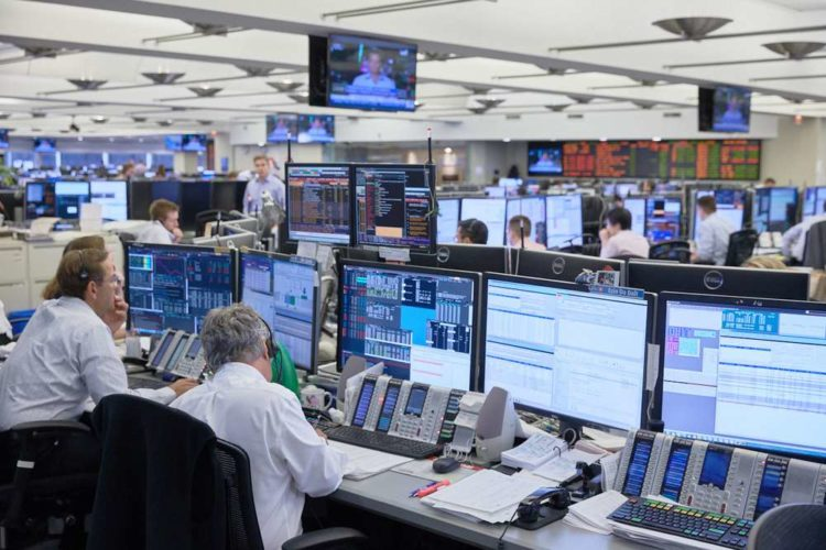 BMO CS Trading Floor