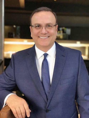 Holger Schaefer, Regional CEO of Euler Hermes, Asia Pacific