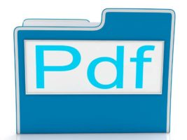 How to make PDF smaller