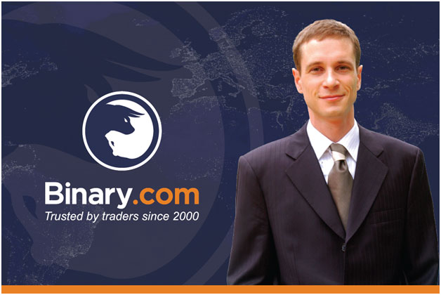 Interview with Binary.com CEO and founder Jean-Yves Sireau