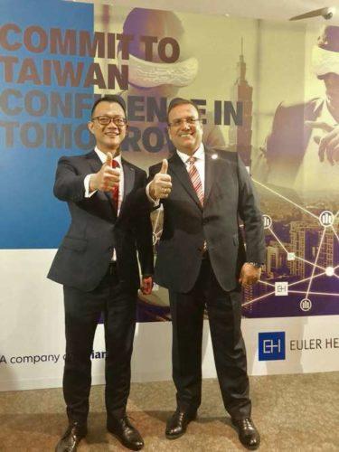 Taiwan office opening