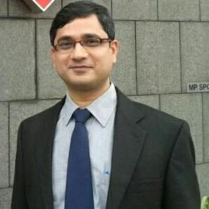 Vivek Porwal, Sr. VP & Delivery Head - Banking, _QualityKiosk