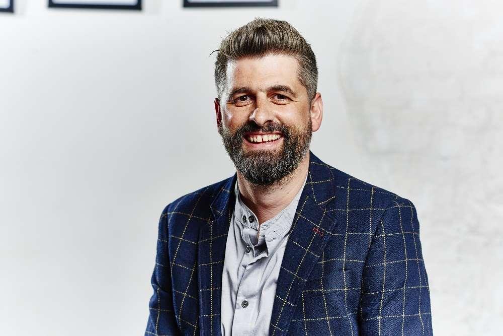 Gavin Store, Executive Creative Director, Jaywing