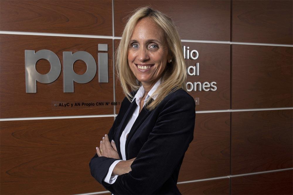 Paula Premrou, CEO of Portfolio Personal Inversiones