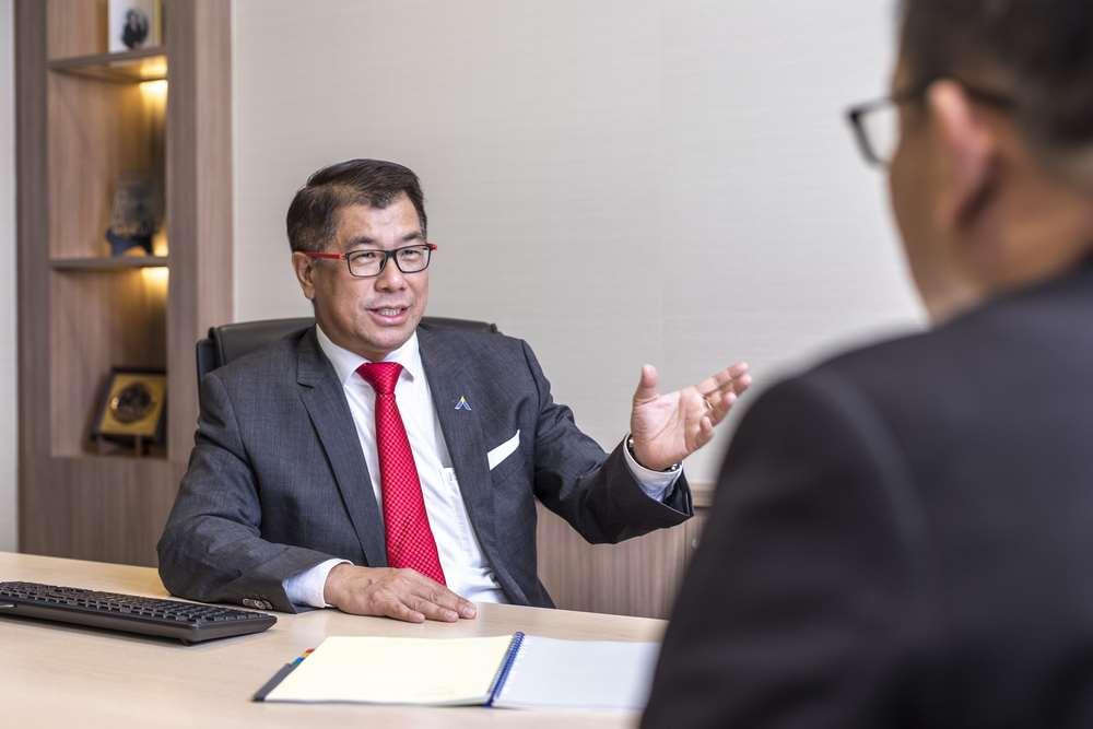 Mr. Chan Kok Choy, Executive Director / General Manager, Vattanac Bank