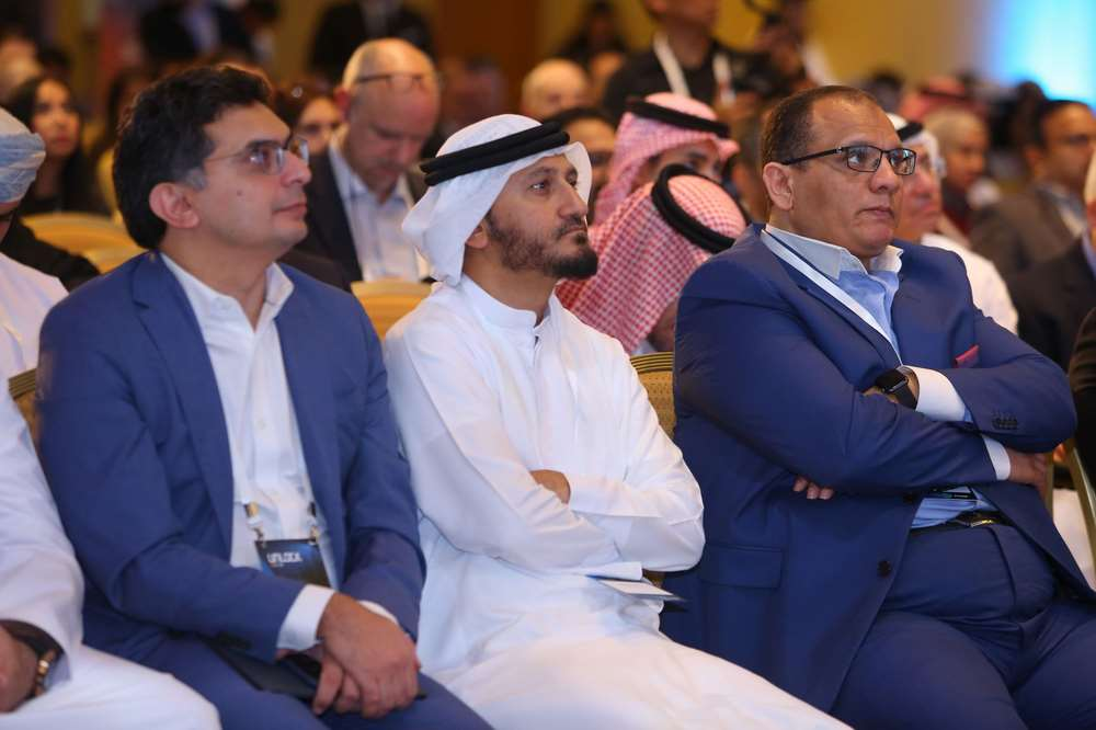 UNLOCK Blockchain Forum attendees