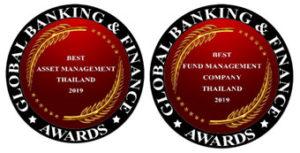 Krungsri Asset Management Company Limited Awarded Best Fund Management Company Thailand 2019 and Best Asset Management Thailand 2019