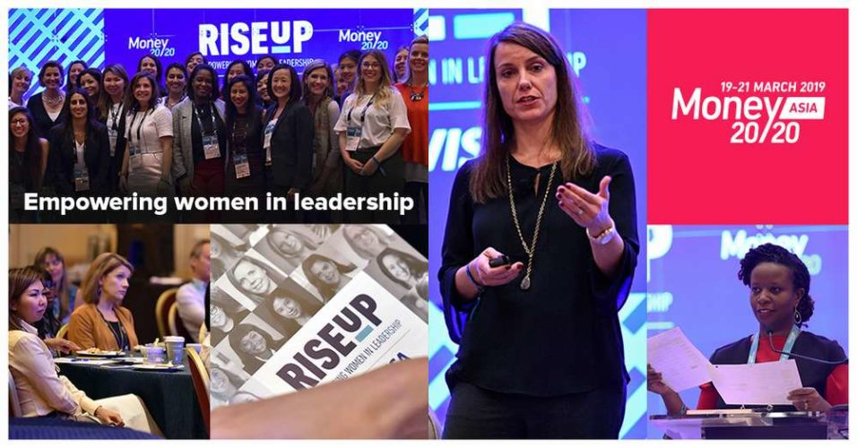 Empowering women to Rise Up in Financial Services across the globe