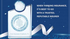 Leading insurer continues setting local industry standards with yet another Best General Insurance Company award 4