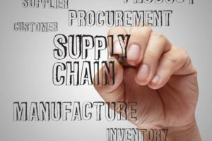 Blockchain and the supply chain share a future fastened around trust